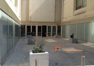 pellicole sicurezza vetri ufficio